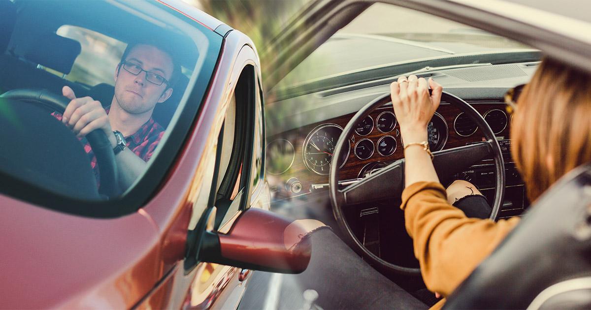 muškarci žene - ko je bolji vozač