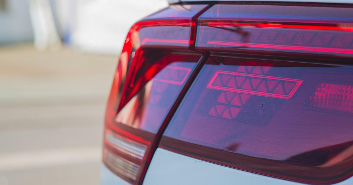 pozadinska signalizacija -signalna svetla automobila