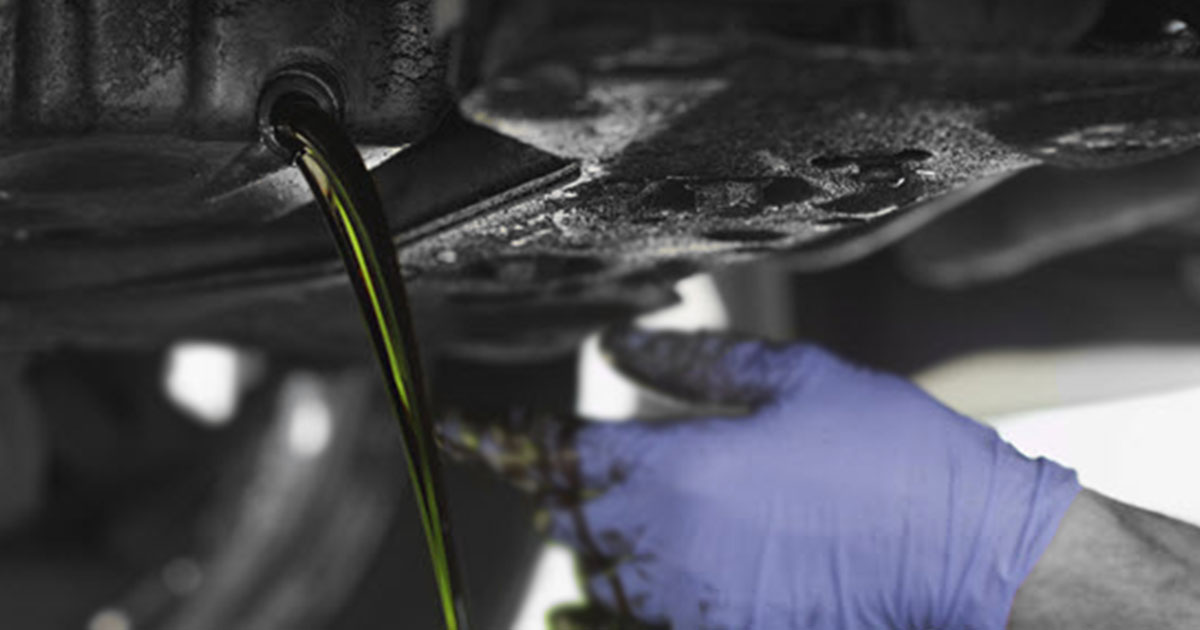 kako ispustiti ulje iz motora