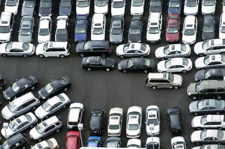 Pronalaženje parking mesta