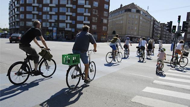 Biciklisti u saobraćaju