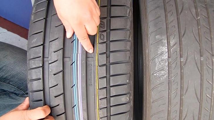 Provera ispravnosti guma